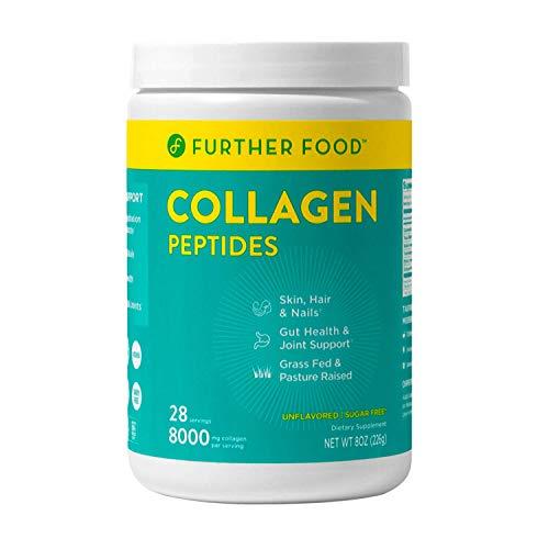 Premium Collagen Peptides Powder Supplement | Premium Grass-Fed, Keto Protein | Hydrolyzed Collagen Powder for Maximum Absorption - for Men and Women(28 Servings)