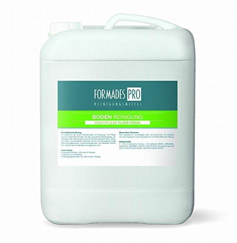 FORMADES Pro Wischpflege Floor Fresh - erfüllt DIN 18032-2 - 1 x 10 Liter (Kanister)