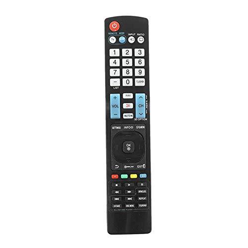 BKAUK New Tv Blu-Ray DVD-speler universele afstandsbediening geen programmering vereist