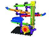 The Learning Journey Techno Gears Marble Mania STEM Construction Set – Zoomerang Marble Run (80+ pieces) – Award Winning Learning Toys & Gifts for Boys & Girls Ages 6 Years and Up, Multicolor (455227)