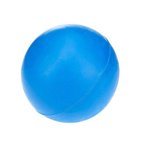 Classica palla per cani in gomma piena