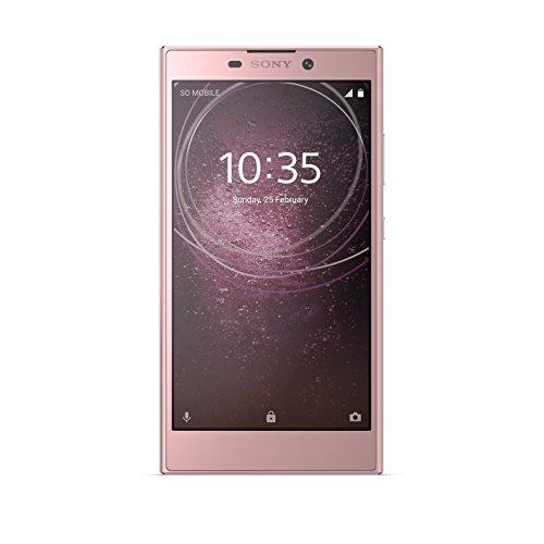 Sony Xperia L2 Smartphone da 32 GB, Rosa [versione Italia]