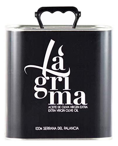 Lágrima - Aceite de Oliva Virgen Extra Aceituna Serrana del Palancia - 2.5 L