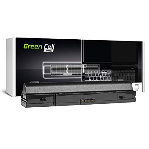 Green Cell Pro Batería para Samsung NP-R540-JS0D NP-R540-JT01NL NP-R540-JT01PL NP-R540-JT01RU NP-R540-JT02NL NP-R540-JT02PL NP-R540-JT02PT NP-R540-JT02SE Portátil (7800mAh 11.1V Negro)