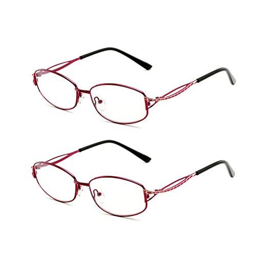 ZYFA leesbril, Immediat kijkcomfort Uitili voor lees- en vergrotingslenzen