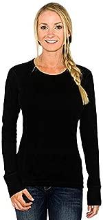 Women's Hannah Midweight Merino Wool Base Layer Shirt