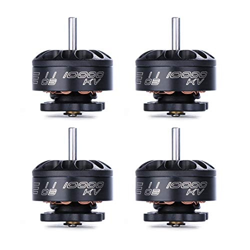 iFlight 4pcs XING-E 1103 10000KV Micro Brushless Motor for 2inch-2.5inch FPV Racing Drone Frame Micro Quadcopter