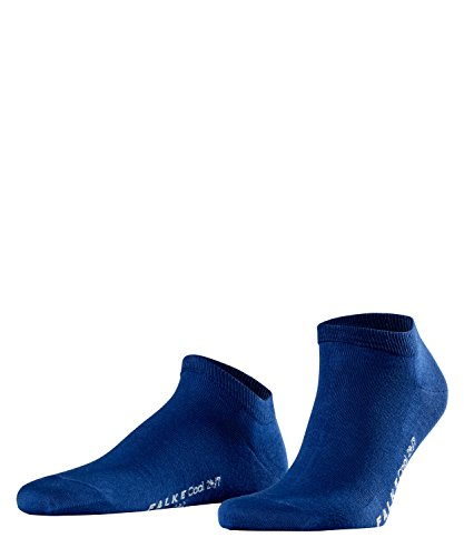 Falke City Heren Sneaker Cool 24/7 2-pack, Maat: 41/42; Kleur: Royal Blue (6000)
