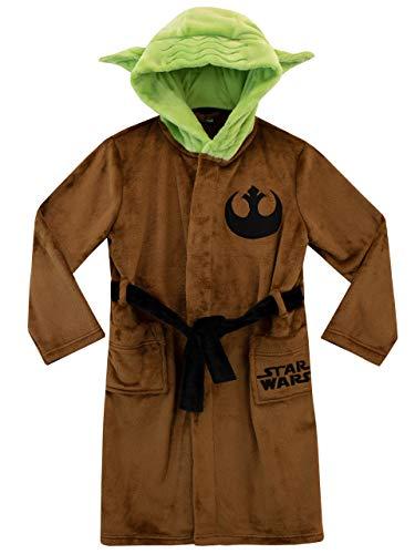 Star Wars Jungen Yoda Bademäntel Braun 146