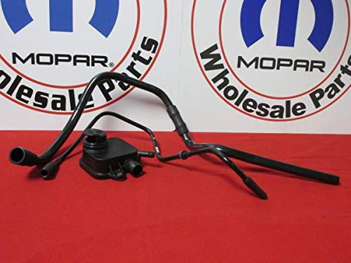 DODGE RAM 5.9L DIESEL Crankcase Breather With Oil Drain & Breather Tube MOPAR