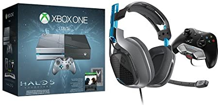 Xbox One 1TB Console - Halo 5: Guardians Limited Edition Plus ASTRO A40 Bundle