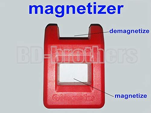 Screwdriver 40mm Colorful Mini Magnetizer/Demagnetizer Tools for Screwdriver 1000pcs/lot