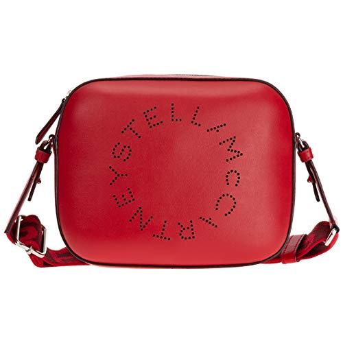 Stella McCartney mujer Stella logo bolsos bandolera rosso