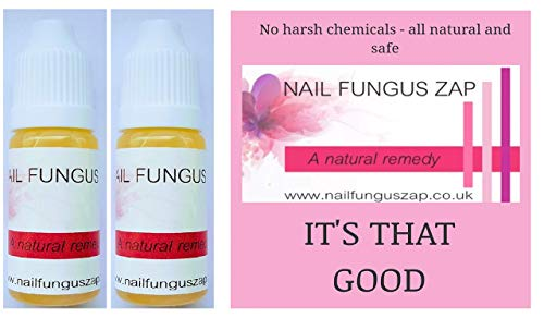 20ml Nail Fungus Zap | Nail Fungal Treatment | Nail Fungus Treatments That Work | Anti Fungal | 100% Natural | Fungal Nail Treatment |