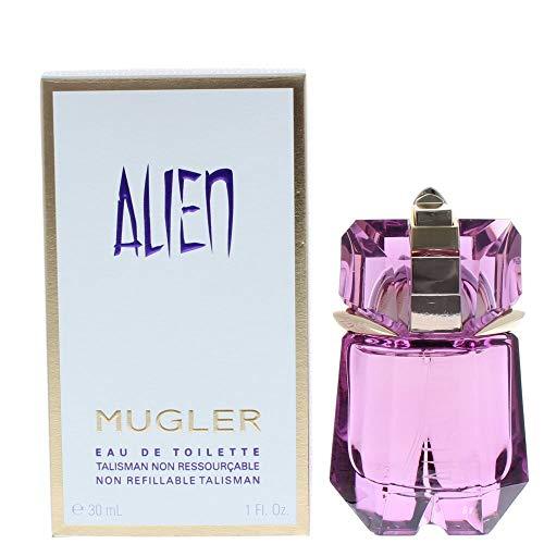 ALIEN von Thierry Mugler für Damen. EAU DE TOILETTE SPRAY 1.0 oz / 30 ml