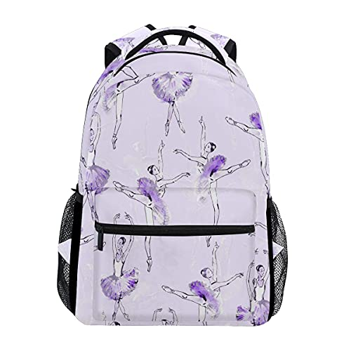 Tie Dye Mochila escolar para portátil Bolsa de hombro Librería Viajes Senderismo Camping Daypack