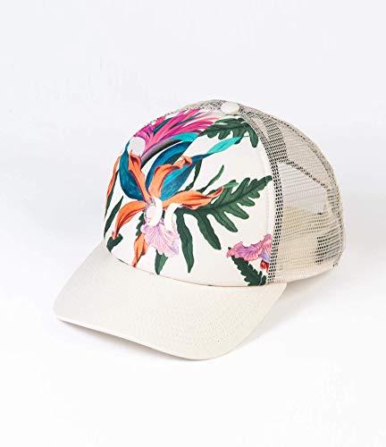 Hurley W Hrly Icon Trucker Hat, Pink Glow, Talla única