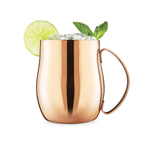 Final Touch Double-Wall Moscow Mule Mug (MM501)