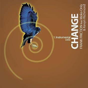 Change (Instrumental) [feat. Moka Only & Kevyn Richmond]