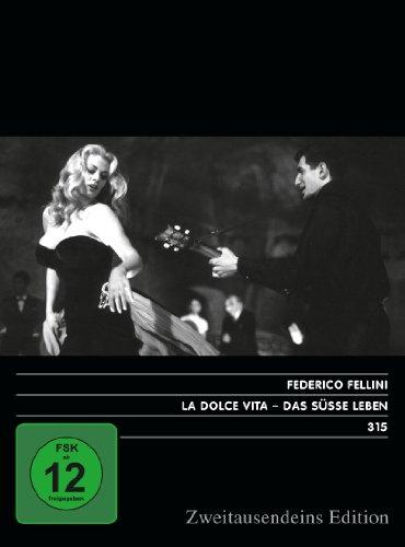 La dolce Vita – Das süße Leben. Zweitausendeins Edition Film 315.