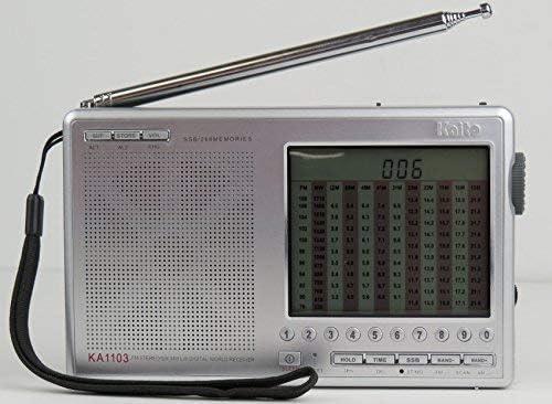 Top 10 Best kaito shortwave radio Reviews