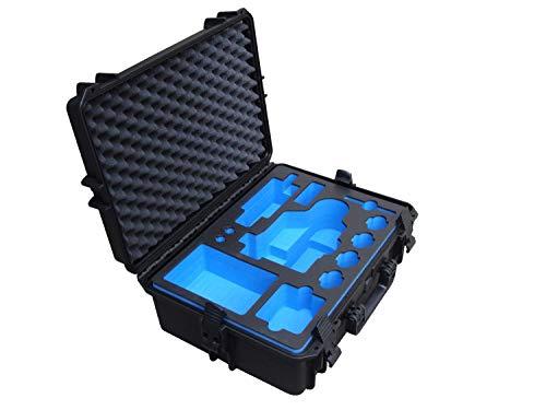 Profi Outdoor Case, Koffer für Sony PXW-X70, PXW-Z90 oder HRX-NX80 Camcorder, 4 Akkus & viel Zubehör | IP67 wasserdicht | Transportkoffer | Made in Germany