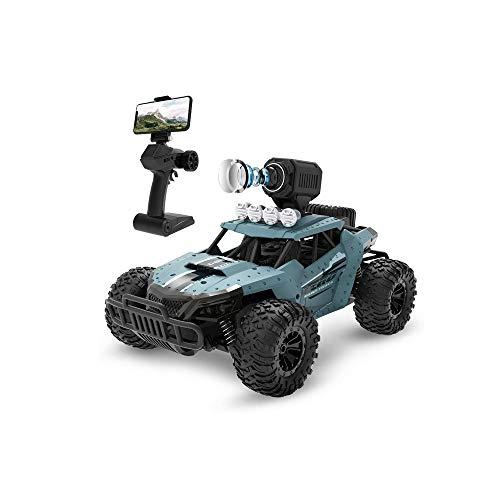 ZAKRLYB Todo Terreno Coches RC Coche teledirigido con 720P HD de la cámara 1/16 Escala de Camiones Fuera de Carretera Control de Alta Velocidad carros de Monstruo a Distancia for Adultos de los niños