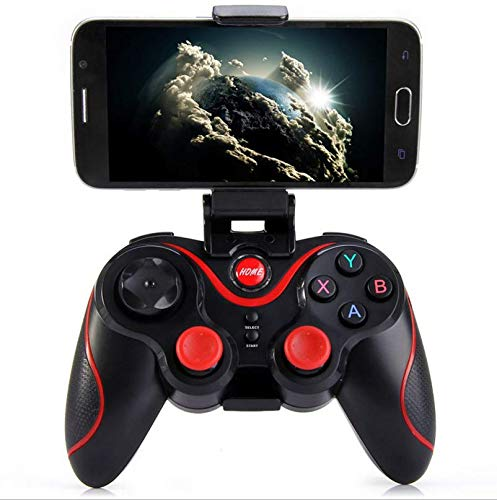 Wireless Bluetooth Gamepad sensa Fili, Mobile Game Controller Regolatori per Videogiochi PUBG Mobile Joystick Compatible del Telefono per Android Smartphone