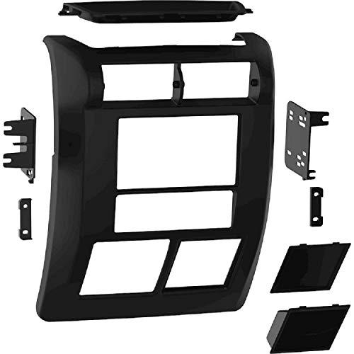 Metra 956549 99-3527 Pontiac Grand Prix 04-Up Dash Kit,Black