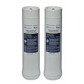 Whirlpool wheerf replacement water filter cartridges 1 replacement whirlpool reverse osmosis pre/post filter 2 pack (fits systems wharos5, whapsro & wher25) system is certified to reduce numerous contaminants including chlorine taste and odor, sediment, cysts, lead, chemicals, and dissolved solids 6 month filter life - replace your systems pre and post filter every 6 months. It is essential to change your filters on time to ensure your system is working properly