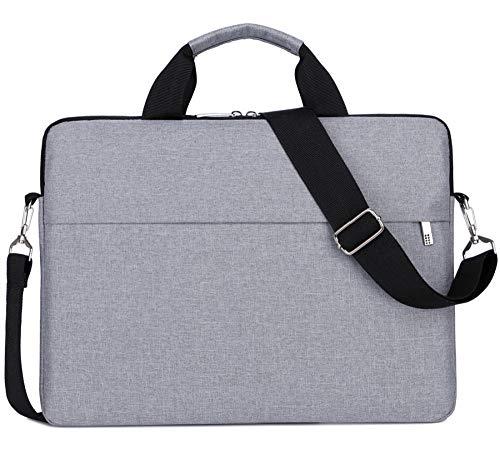 G-U-O Superdünne Laptoptasche, wasserdicht, Laptoptasche, Futtertasche, Umhängetasche-A_14 Zoll