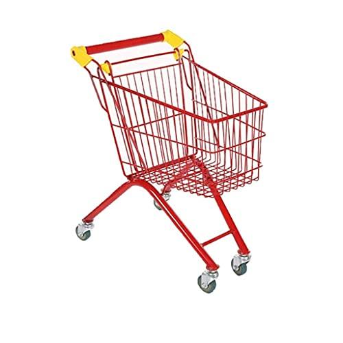 Carrito de compras plegable conveniente carrito de la compra carrito de la...