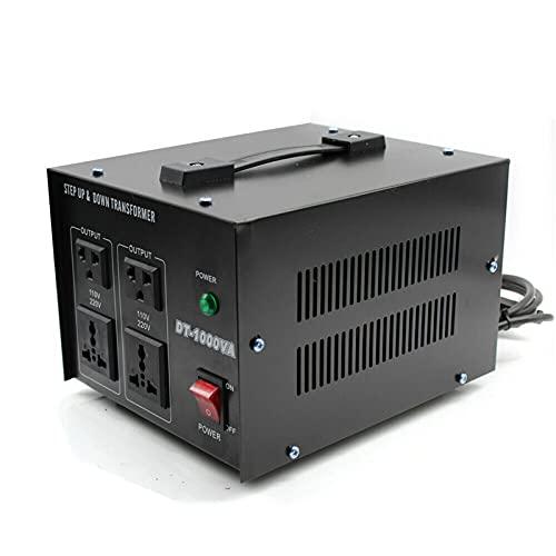Transformador de corriente de 220 V a 110 V, adaptador de 1000...