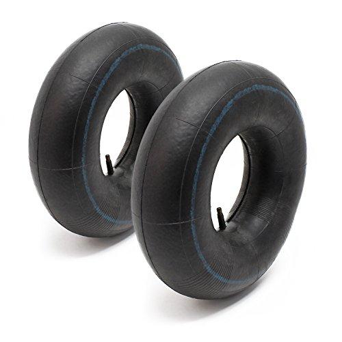 2x cámara aire rueda segadora jardín cortacésped podadora 18x6.50-9.50-8 20x8.00-10.00-8