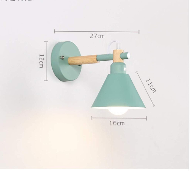 Aussenlampe Wandbeleuchtung Wandlampe Wandleuchte Innen Wandleuchten Eisen Lautsprecher Schlafzimmer Haus Led-Leuchten Einfache Wohnzimmer Flur