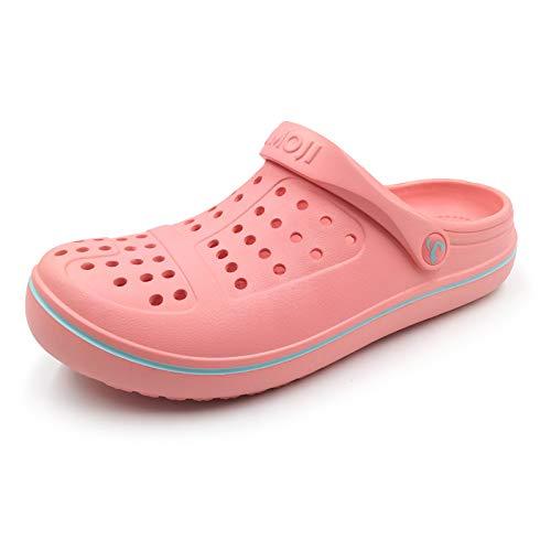 Amoji Garden Clogs Shoes Garden Shoes Outdoor Slippers...