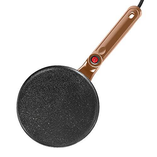 PUBJ Home Electric Pancake Maker, Runde Antihaft-crêpe-Maschine Pizza-backwerkzeuge,...
