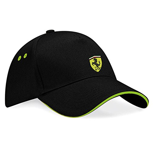Ferrari Gorras de béisbol Bordado súper una Primera Calidad - k 080
