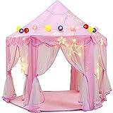 Spiel Zelt Kinderzelt Innen PRINCESS hexagonal Puppenhaus überdimensionalen Moskitonetz Spielhaus...