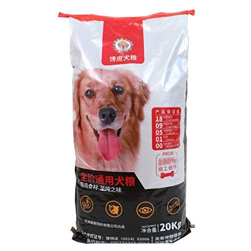SULESI Hundefutter Großhandel 20Kg40 Kg Teddy Golden Retriever Welpen Welpen Welpen Universal Natürliches Hundefutter