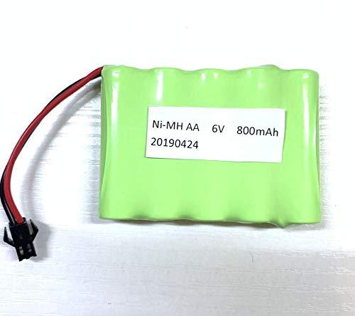 DEERC 1 x Batterie des ferngesteuertes Autos Ersatzteile für RC Auto DE36W und DE37