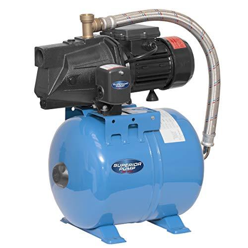Superior Pump 94525 1/2 HP Cast Iron...