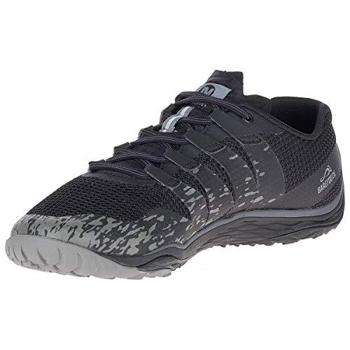 Merrell Men's Trail Glove 5 Sneaker, Black, 11.0 M US