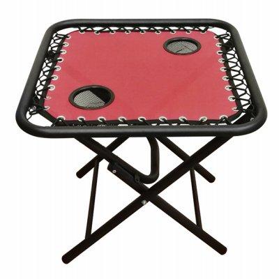 Woodard cm RXTV-1825-XL-RST Woodard Folding Side Table