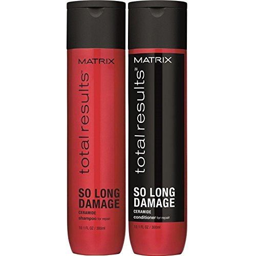 MATRIX TOTAL RESULTS So Long Damage Shampoo 300ml + Balsamo 300ml