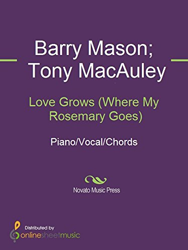 Love Grows (Where My Rosemary Goes) (English Edition)