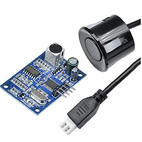 Sanfiyya Módulo de Sensor de Distancia Módulo Impermeable JSN-SR04T Tabla DE MEDICIÓN TRANSDUCER Subra para Distancia Horizontal 2 Conjuntos