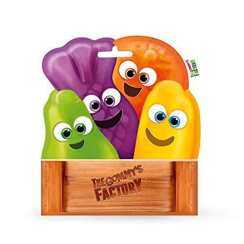 Gommy's Factory Frutitas, Gominolam 90 Gramos