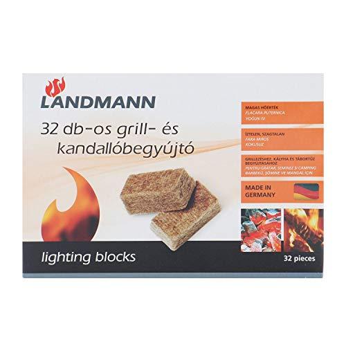 Landmann Grillanzünder / Anzündsticks Grill + Kamin 32 Stück