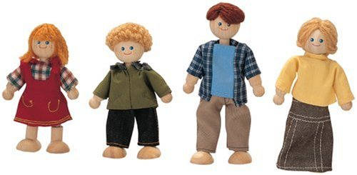 Plan Toys Doll Family